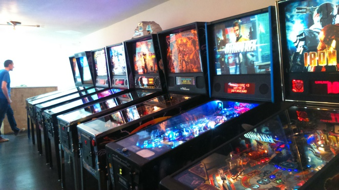 Tilt Birmingham , pinball, craft beers, bar, coffe tea cafe, places in Birmingham
