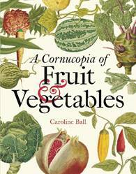 A cornucopia of fruit and vegetables, bodleian library, new books