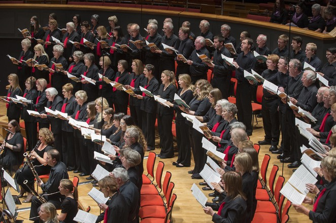 birmingham bach choir, choral, singing