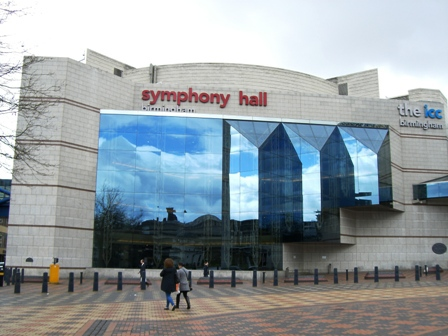 Birmingham Symphony Hall, The Next 25