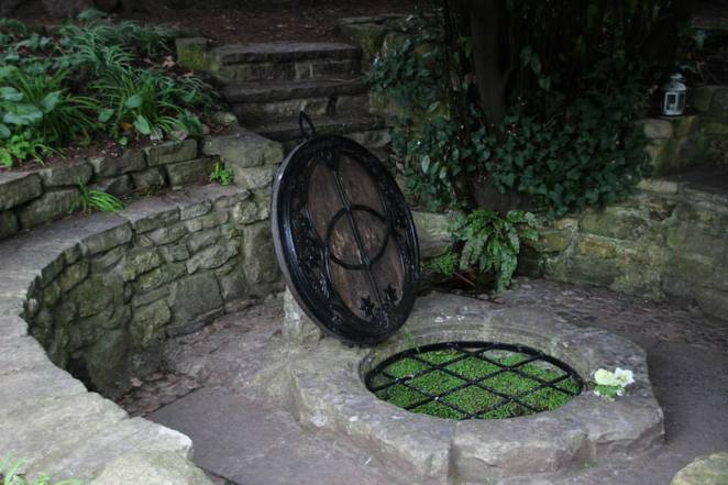 chalice well, glastonbury, meditation