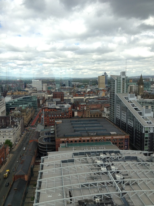 Hilton hotel, cloud 23, views, city view, landscape, city life, deansgate locks, NYE, gala, new year, manchester,
