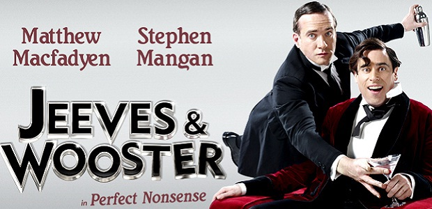 Jeeves & Wooster, comedy, perfect nonense, duke of york theatre