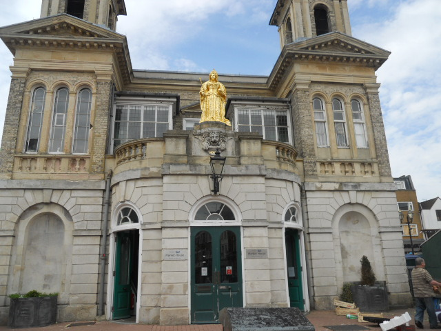 kingston, tourist centre, market house