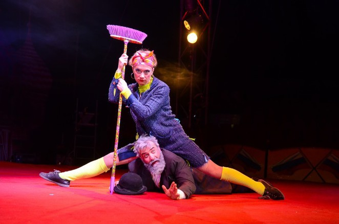 Moscow State Circus, Birmingham Symphony Hal