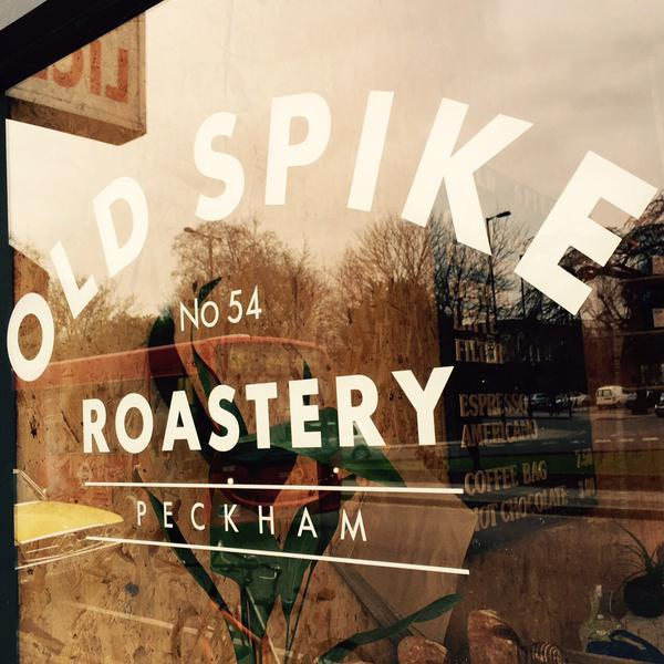 Old Spike Roastery