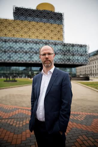 Our Shakespeare, Julian Harrison, William Shakespeare, Library of Birmingham, 400th anniversary