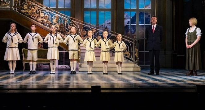 sound of music, uk tour, birmingham, new alexandra theatre, bill kenwright