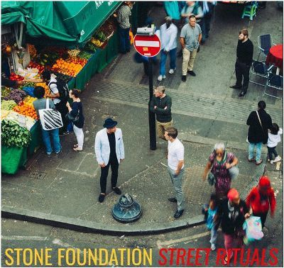 Stone Foundation, O2 Academy Birmingham, Street Rituals, Neil Jones, Neil Sheasby, Paul Weller