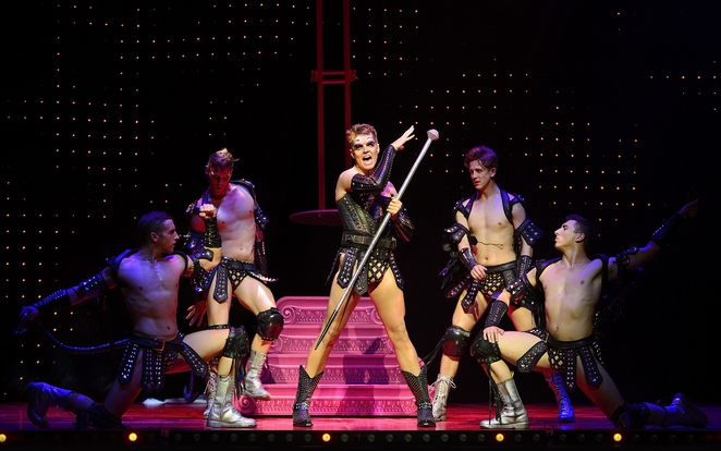 Adam Bailey, Priscilla Queen of the Desert, New Alexandra Theatre