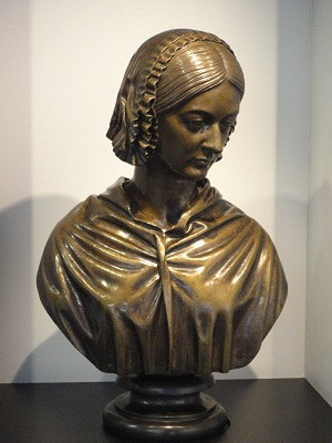 Bust of Florence Nightingale