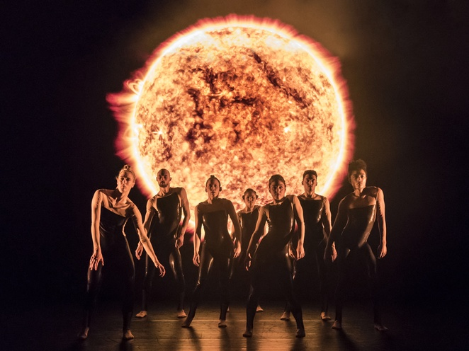 DanceXchange autumn season, Alexander Whitley dance Company, 8 minutes,