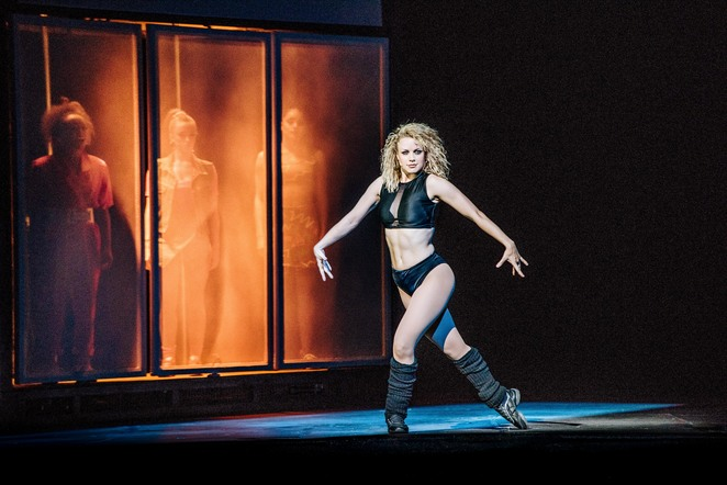 Flashdance Joanne Clifton