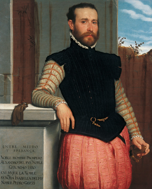 giovanni battista moroni, royal academy of arts