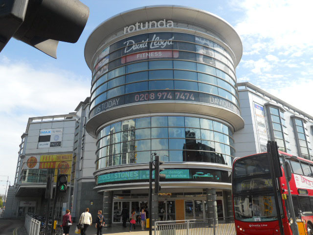 kingston, rotunda, odeon, david lloyds, bowling, restaurants