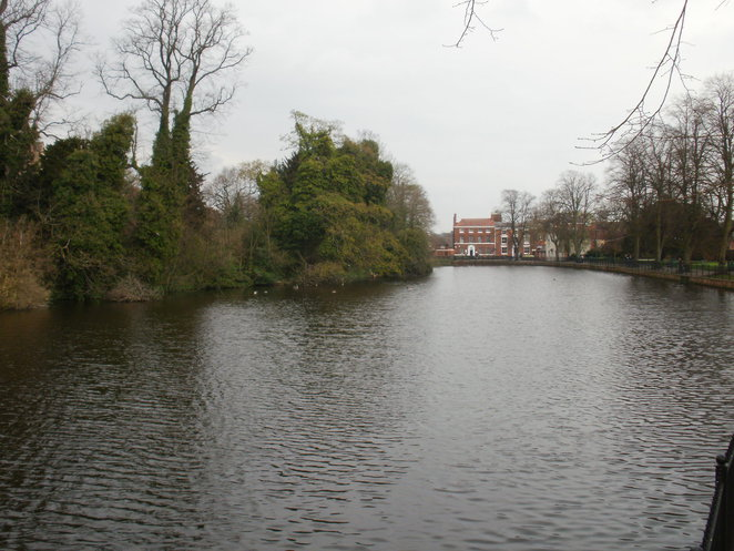 Minster Pool, Lichfield