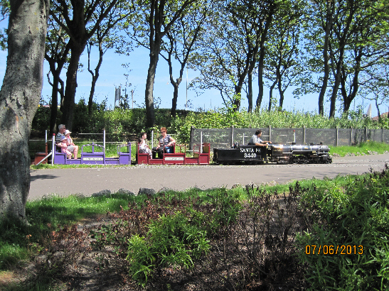 South Marine Park Miniature Railway