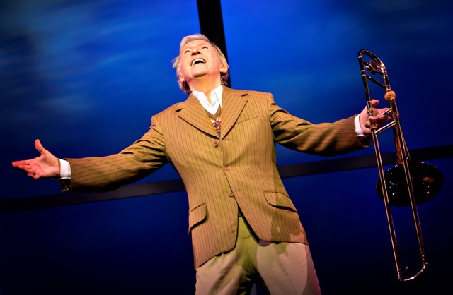 The Glenn Miller Story, Theatre Review, Tommy Steele, Birmingham Alexandra Theatre, Swing Music, Abigail Jaye, Ashley Knight