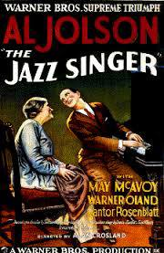 The Jazz Singer original poster