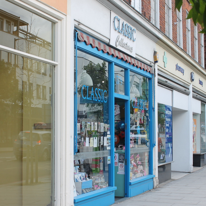 Classic Collections, East Sheen, Upper Richmond Road