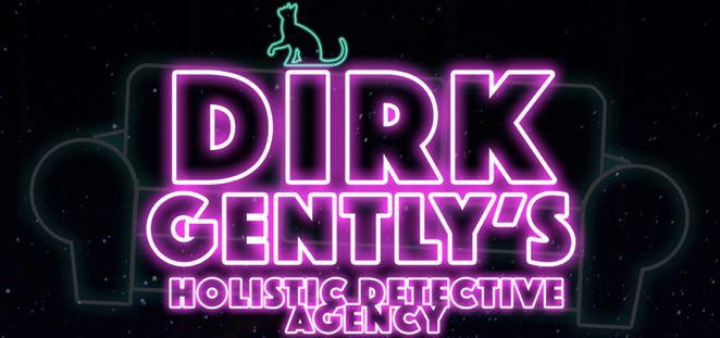 dirk gentlys holistic detective agency, sup theater company, southampton university players, nuffield southampton theatre