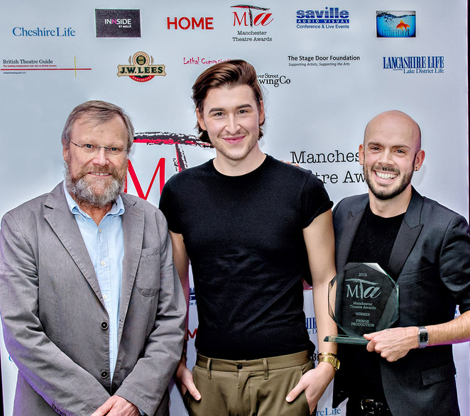 Manchester Theatre Awards, HOME