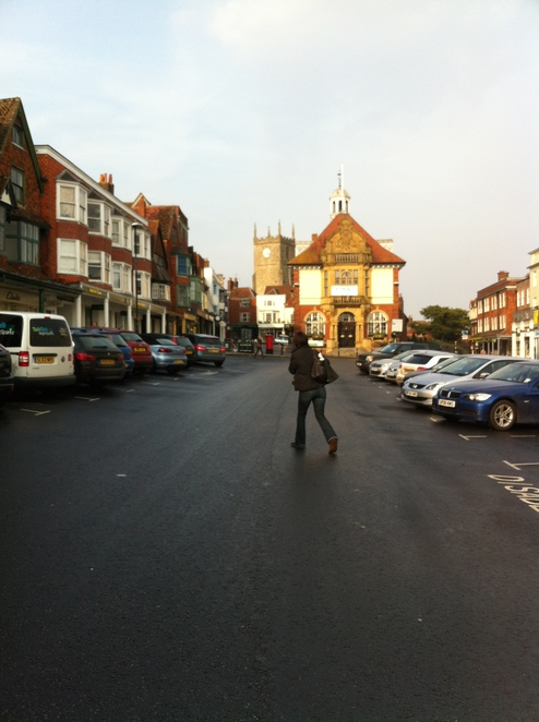 market, marlborough, parking, church