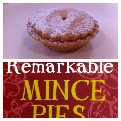mince pie, Cook, frozen meals, Oxford, Summertown
