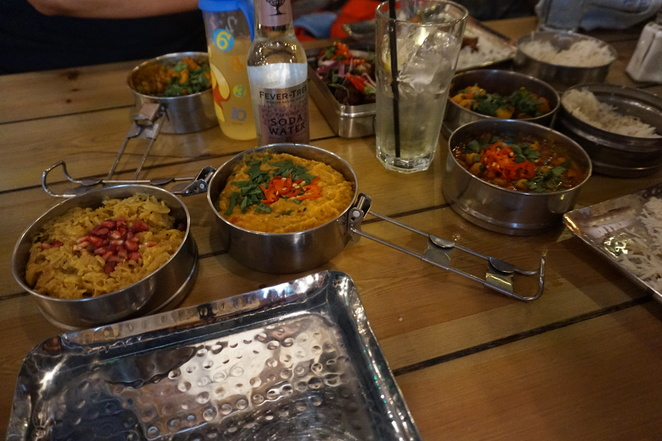 Mowgli, Indian, street food, spicy, hot, chillies, Corn Exchange, offers, sharing platter