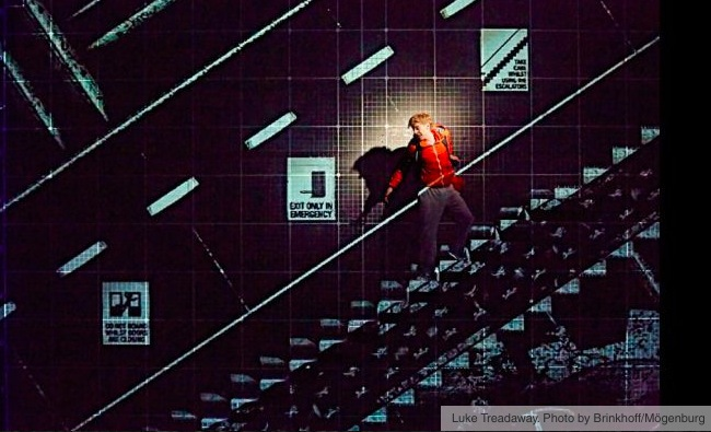 national theatre, the curious incident of the dog in the night