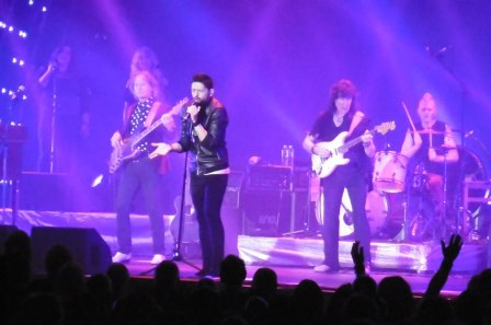 Ritchie Blackmore's Rainbow, Gening Arena Birmingham, Review, Ronnie Romero, Blackmore's Night