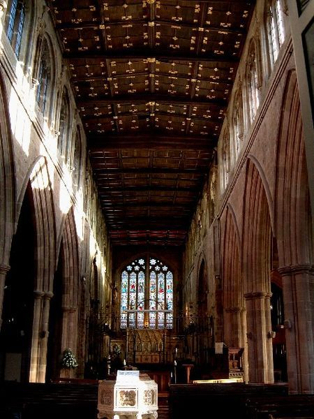 St Editha's Church, Tamworth