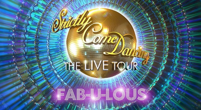 Strictly come dancing the live tour 2018, arena Birmingham