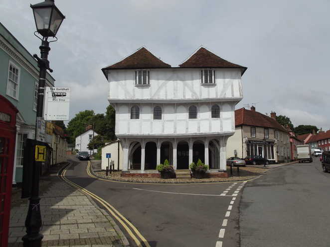 Thaxted, Essex
