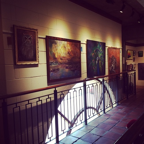 art, shoes, chocolate, first steps art, denbies, gallery, winery, auction