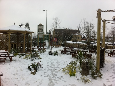 Bure Farm, family pub, children, Sunday lunch, rotisserie, kids, play park, beer garden, cask ale, bicester