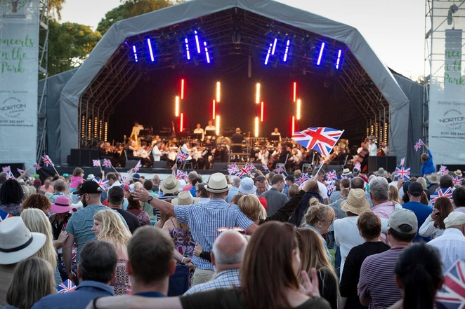 Concerts in the Park, Sutton Park