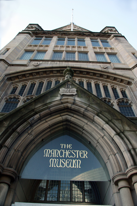 Manchester Museum, Oxford Road