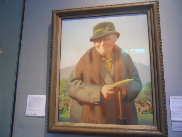 national Portrait Gallery, beatrix potter