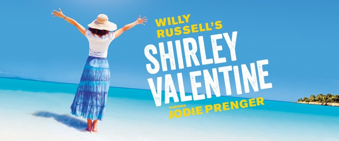 Shirley valentine uk tour, Jodie Prenger, review,