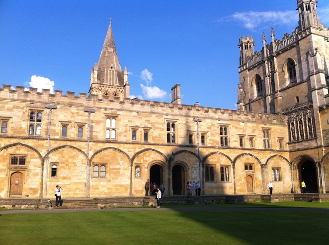 christ, church, cathedral, oxford