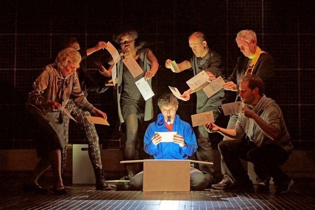 Curious Incident of the Dog and the Night-Time, Theatre tour, Birmingham Hippodrome