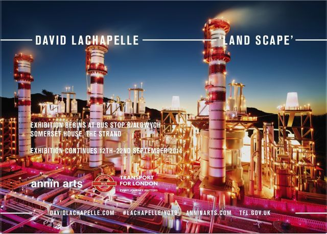 david lachapelle, annin arts, landscapes, year of the bus