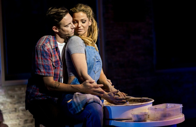 Ghost the musical, Birmingham new Alexandra theatre review