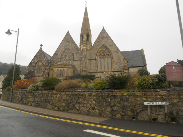 grange over sands, grange, st paul's parish