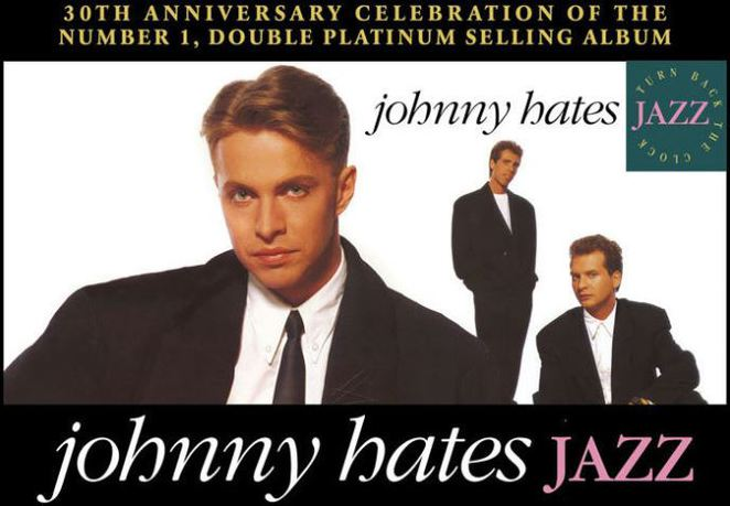 Johnny Hates Jazz, Turn Back the Clock, Clark Datchler, Mike Nocito, Calvin Hayes, Birmingham Town Hall