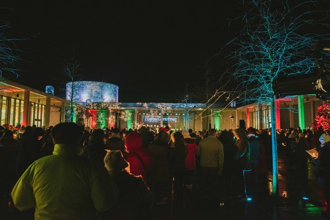 National Memorial Arboretum, Carols by Candlelight