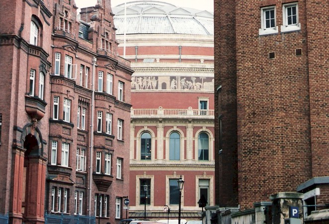 Royal Albert Hall, ignite, free, lunchtime, concerts