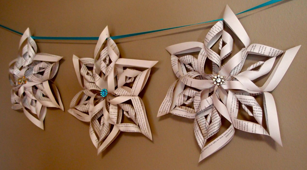 How to make snow indoors skipton for How to make a real paper snowflake