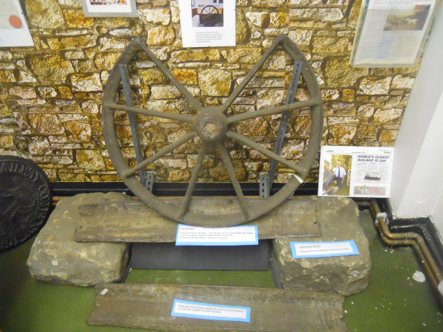 wandle industrial museum, wheel